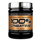 100% CREATINE - Scitec Nutrition - Creatina Monoidrato 300g