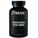 Self Nutrition - Testo Pac For Men 120 cps